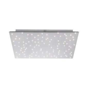Leuchten-Direkt SPARKLE Lámpara de Techo LED, 1 luz, Mando a distancia