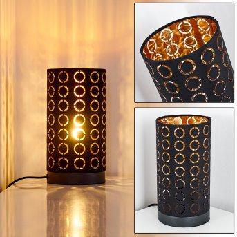 Sonderborg Lámpara de Mesa Negro, 1 luz