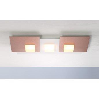 Bopp PIXEL 2.0 Lámpara de Techo LED Blanca, 3 luces