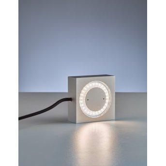 Tecnolumen Square Lámpara de decoración LED Aluminio, 1 luz