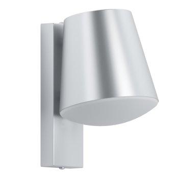 Eglo connect CALDIERO Aplique para exterior LED Acero inoxidable, 1 luz