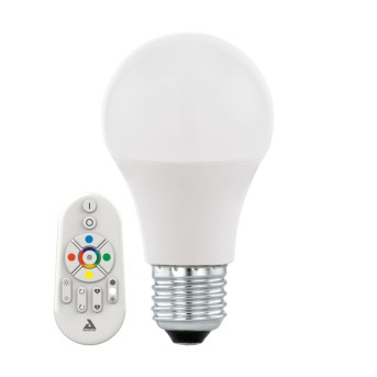 Eglo CONNECT LED E27 9 Watt 2700-6500 Kelvin 806 Lumen