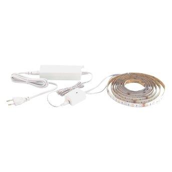 Tiras de LED Eglo CONNECT STRIPE-C Blanca, 1 luz, Cambia de color