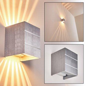 Erik Aplique Aluminio, 1 luz