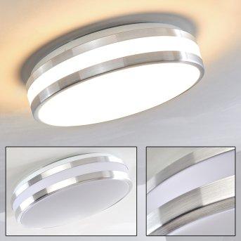 Sora Lámpara de techo LED Blanca, 1 luz