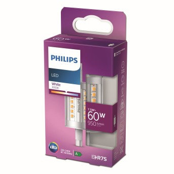 Philips LED R7S 7,5 Watt 3000 Kelvin 950 Lumen