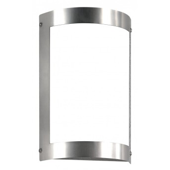 Cmd AQUA MARCO Aplique para exterior LED Acero inoxidable, 1 luz