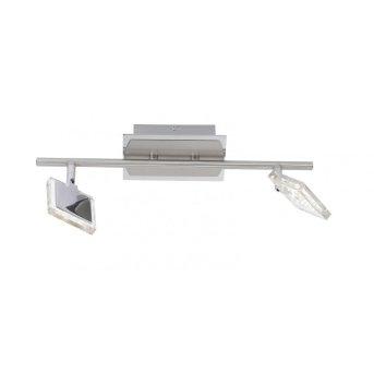 Paul Neuhaus DAAN Lámpara de techo LED Cromo, 2 luces