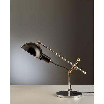 Tecnolumen SF 27 Lámpara de escritorio Cromo, Latón, 1 luz