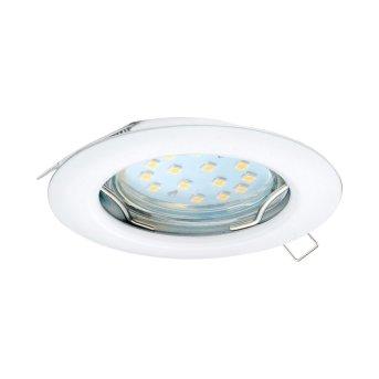 Eglo PENETO Lámpara empotrable LED Blanca, 1 luz
