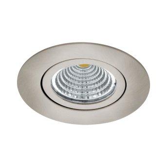 Eglo SALICETO Lámpara empotrable LED Níquel-mate, 1 luz