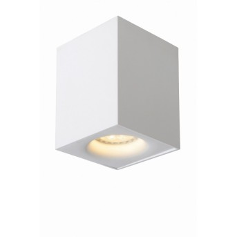 Lucide BENTOO-LED Foco para techo Blanca, 1 luz