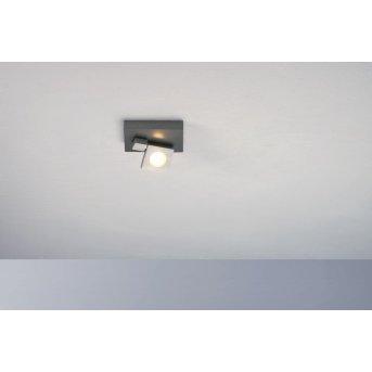 Bopp Flash Lámpara de Techo LED Aluminio, 1 luz
