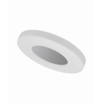 LEDVANCE SLIM DESIGN Lámpara de Techo Blanca, 1 luz