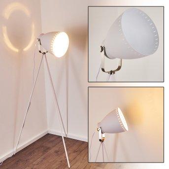 Tanhua Lámpara de Pie Blanca, 1 luz