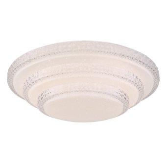 Lámpara de Techo Globo RITA LED Blanca, 1 luz, Mando a distancia