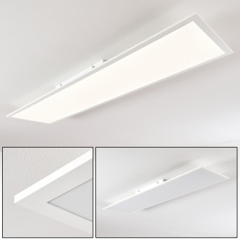 Antria Lámpara de Techo LED Blanca, 1 luz