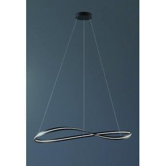 Escale INFINITY Lámpara Colgante LED Transparente, claro, 1 luz