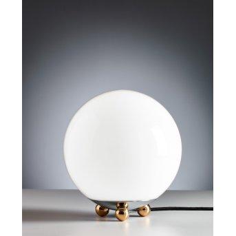 Tecnolumen AD 32 Lámpara de mesa Cromo, Latón, 1 luz