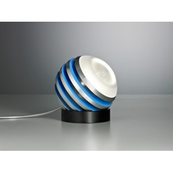 Tecnolumen Bulo Lámpara de mesa LED Azul, 1 luz