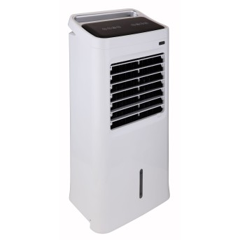 Globo Air Cooler Ventilador Blanca, Mando a distancia