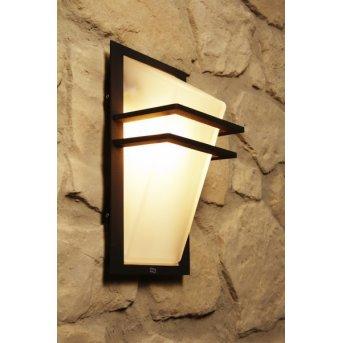 Eglo Park Aplique para exterior Antracita, 1 luz