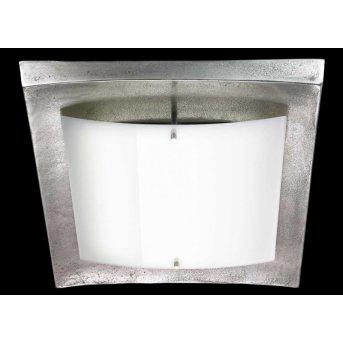 Fischer Shine Alu Lámpara de techo LED Níquel-mate, 1 luz