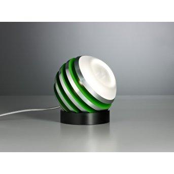 Tecnolumen Bulo Lámpara de mesa LED Verde, 1 luz