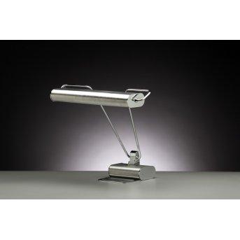 Tecnolumen AD 34 Lámpara de escritorio Cromo, Aluminio, 2 luces
