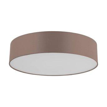 Eglo ROMAO-C Lámpara de Techo LED Blanca, 1 luz