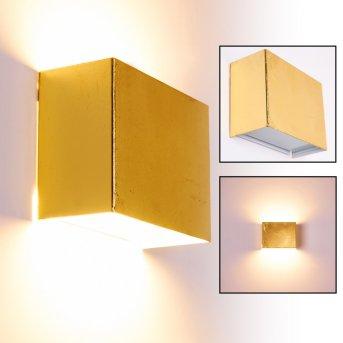 Dorata Aplique dorado, 1 luz