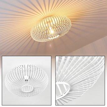 Lepa Lámpara de Techo Blanca, 1 luz