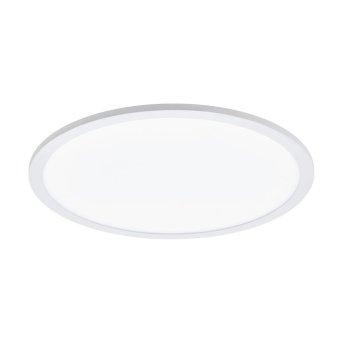 Lámpara de Techo Eglo CONNECT SARSINA-C LED Blanca, 1 luz, Mando a distancia, Cambia de color