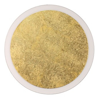 Lutec MOON Aplique dorado, 1 luz
