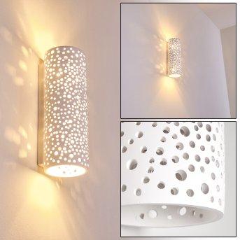 Jabiru Aplique Blanca, 2 luces