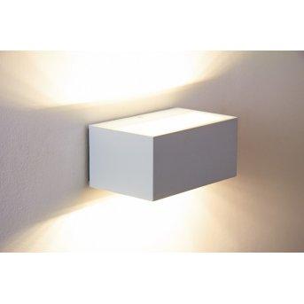 Lutec by Eco Light Aplique para exterior LED Blanca, 1 luz