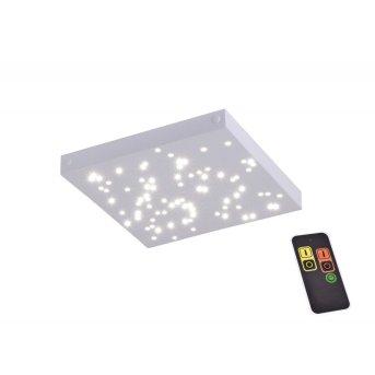 Paul Neuhaus UNIVERSE Lámpara de techo LED Blanca, 1 luz, Mando a distancia