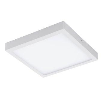 Eglo FUEVA-C Lámpara de Techo LED Blanca, 1 luz, Cambia de color