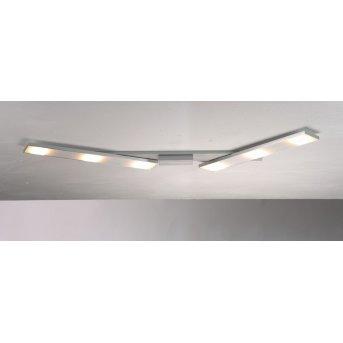 BOPP SLIGHT Lámpara de techo LED Aluminio, 6 luces
