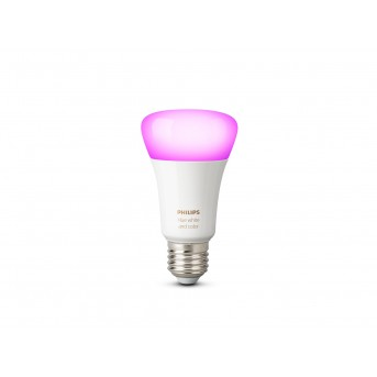 Philips Hue LED Ambiance White & Color E27 9,5 Watt 6500 Kelvin 806 Lumen
