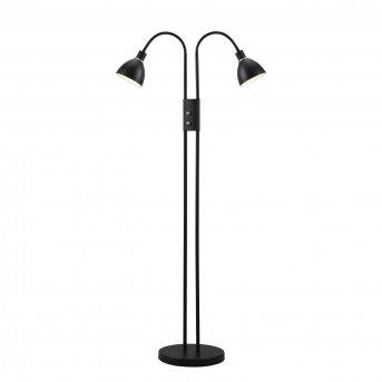 Nordlux RAY Lámpara de pie Negro, 2 luces