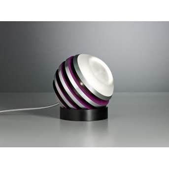 Tecnolumen Bulo Lámpara de mesa LED Lila, 1 luz