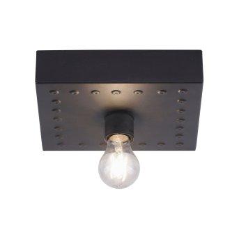 Lámpara de Techo Leuchten Direkt SAMIA Negro, 1 luz