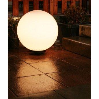 Dapo Lámpara esféricas 50 cm Blanca, 1 luz