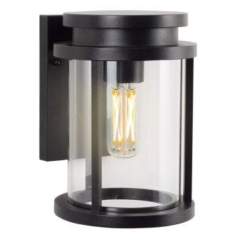 KS Verlichting Sydney Aplique Negro, 1 luz