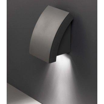 Faro Proa Aplique para exterior Antracita, 1 luz