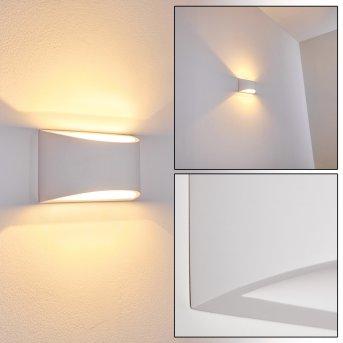 Patea Aplique Blanca, 1 luz