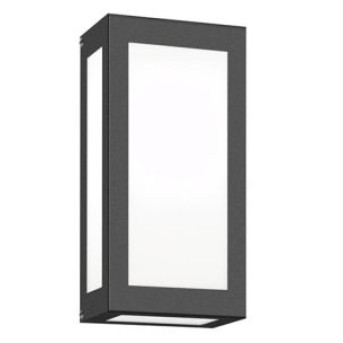 CMD AQUA RAIN Aplique para exterior LED Antracita