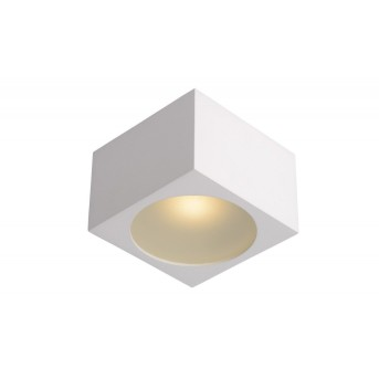 Lucide LILY Lámpara de techo para exterior Blanca, 1 luz