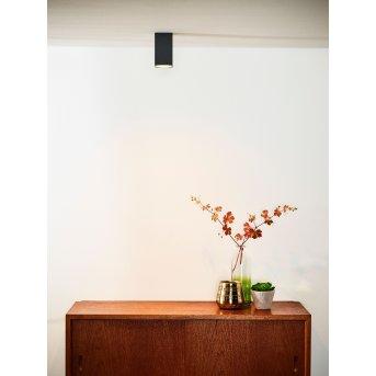 Foco de techo Lucide DELTO LED Gris, 1 luz